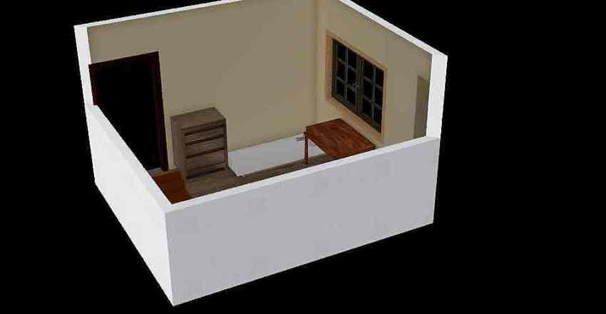 pokój Interior Design Render