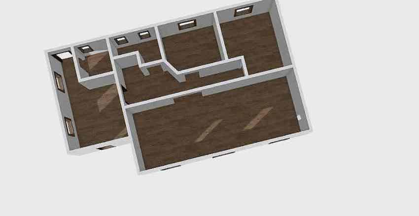 Дома_0320 Interior Design Render