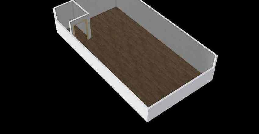 Gambar 1 Interior Design Render