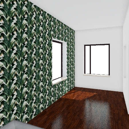 Rodinný dům Interior Design Render
