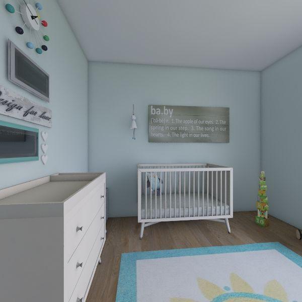 Final Home Interior Design Render