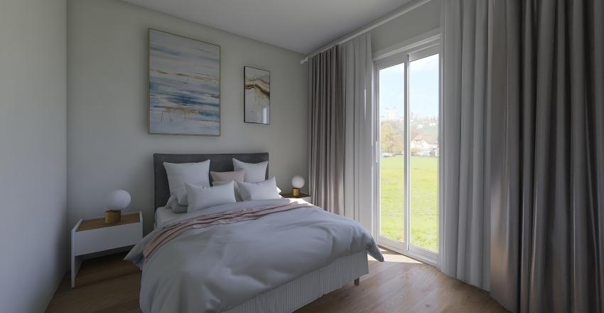 appartment at kipseli Interior Design Render