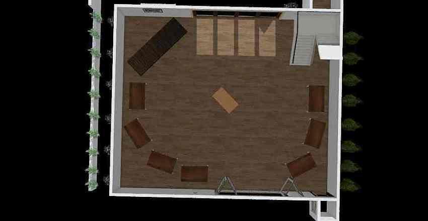 DURANING Interior Design Render