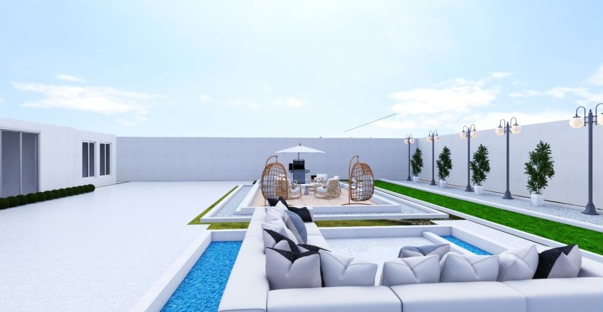 Concept design Interior Design Render