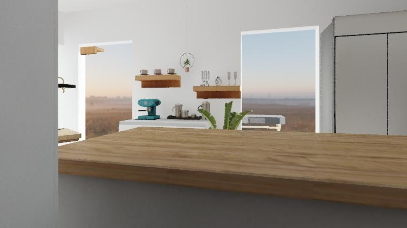 Kitchen Redo- Design Interior Design Render