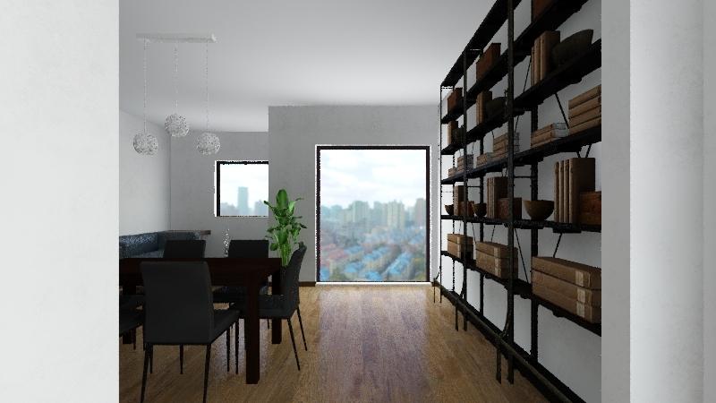 basti Interior Design Render
