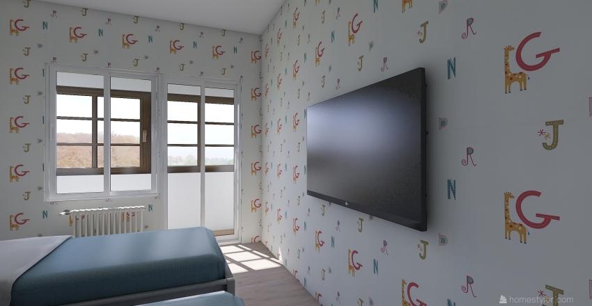 movchnskogo 14-53 Interior Design Render
