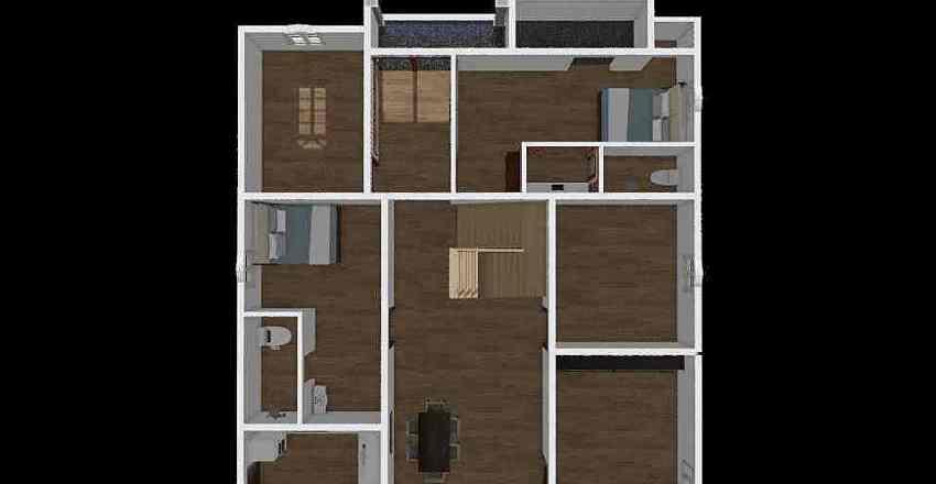 Varghese & Marykutty Opt2 Interior Design Render
