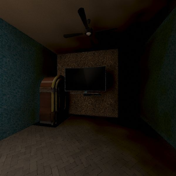 nate Interior Design Render