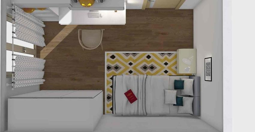 GIANFREDA EMANUELA 3 Interior Design Render