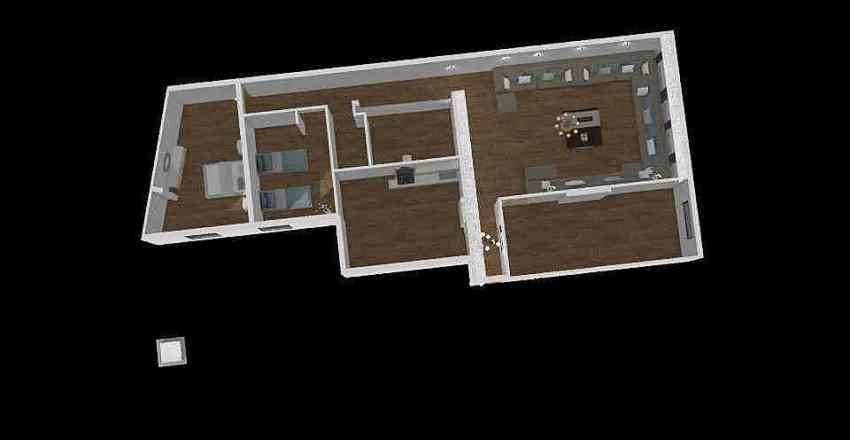 2 etages  airienne Interior Design Render