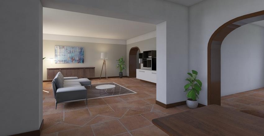 tre re Interior Design Render