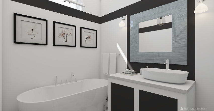 06_BAGNO Interior Design Render