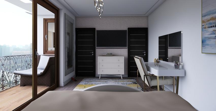 la Interior Design Render