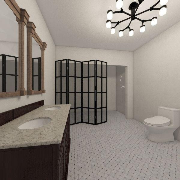 Pool Paradise Interior Design Render