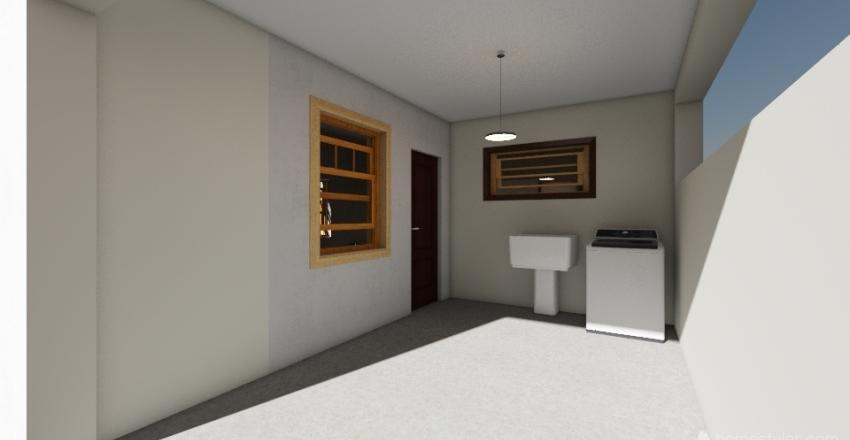 obrinha 2.0 Interior Design Render