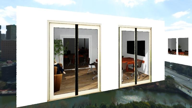 PSB Village layout Interior Design Render