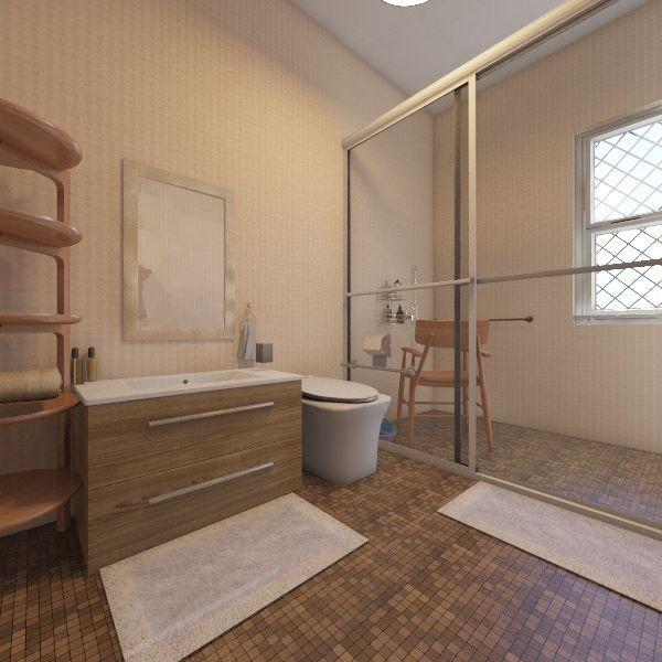 Showflat Interior Design Render