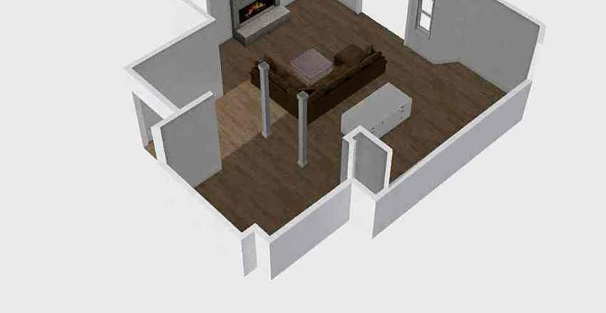 Wheatley House Interior Design Render
