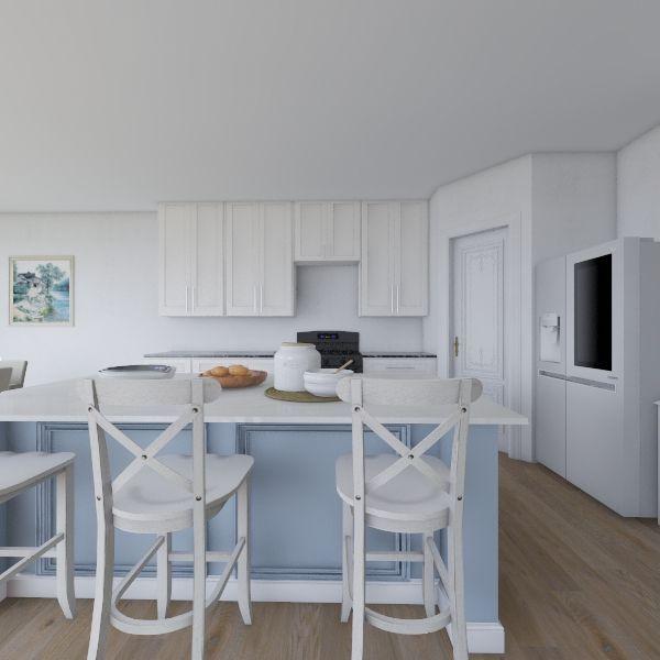 Invest House Interior Design Render