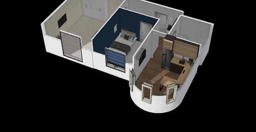 Альбатрос Interior Design Render