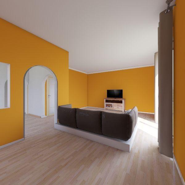 Simone house Interior Design Render