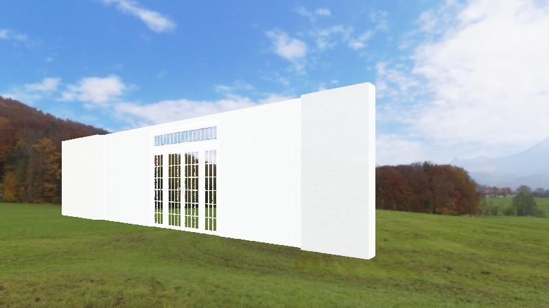 shope Interior Design Render