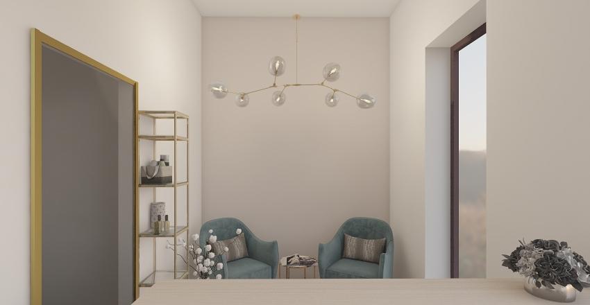 Centro Estetico Interior Design Render