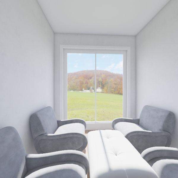 com classroom Interior Design Render