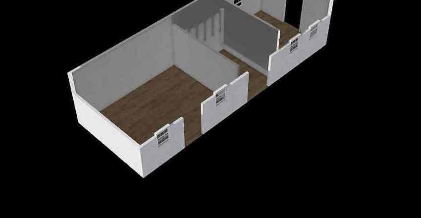 Shed Interior Design Render
