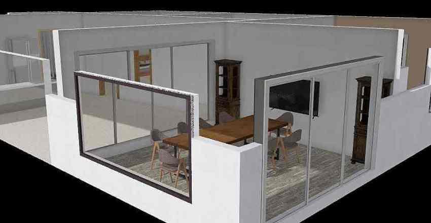 1081026 Interior Design Render