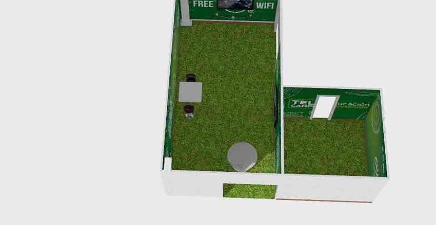 telecampus soacha Interior Design Render