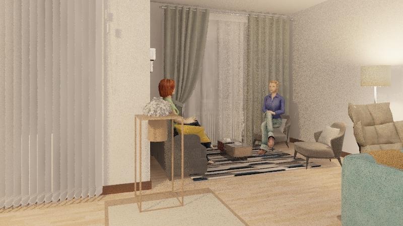prueba fina modulo 3 Interior Design Render