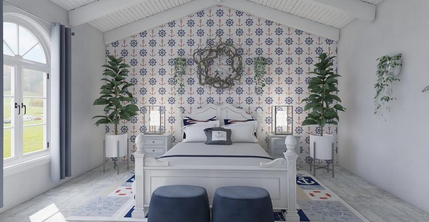 8 Bedroom styles Interior Design Render