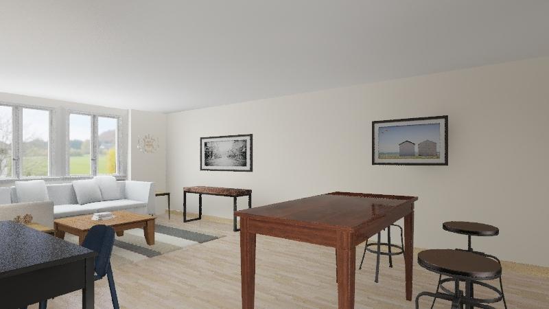 sheshed Interior Design Render