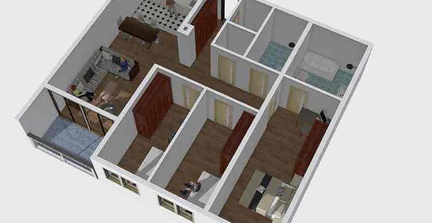 45728 Interior Design Render