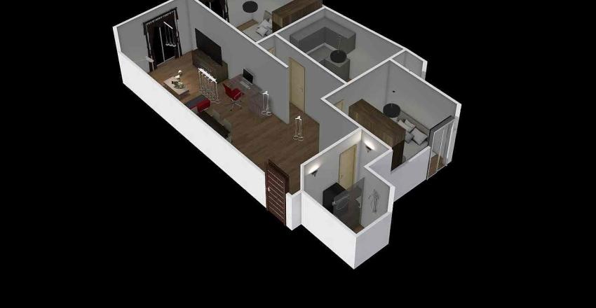 ΣΤΕΦΑΝΟΠΟΥΛΟΣ-Σ.ΛΕΒΗ 2 Interior Design Render