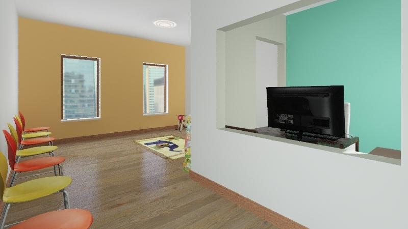 Susana Torres  Interior Design Render