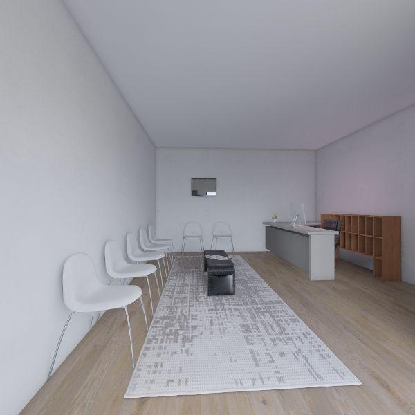 oficina gladys Interior Design Render