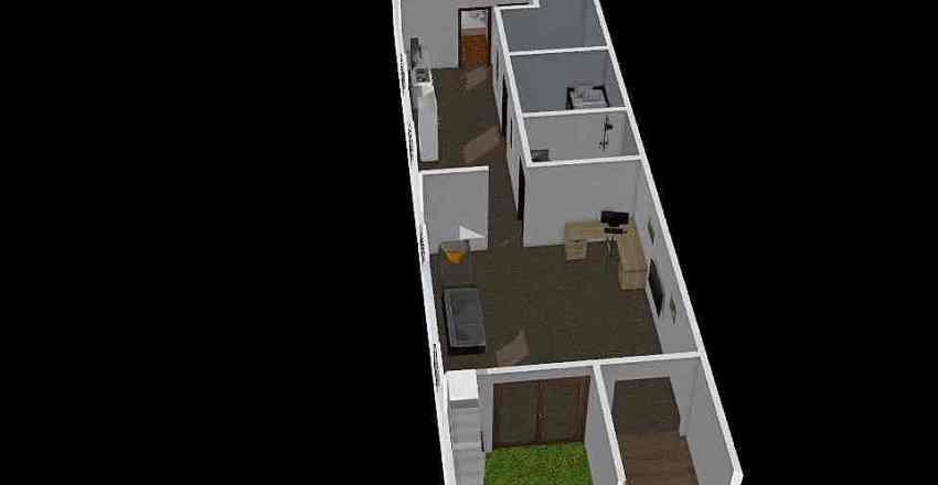 PAPITO Interior Design Render