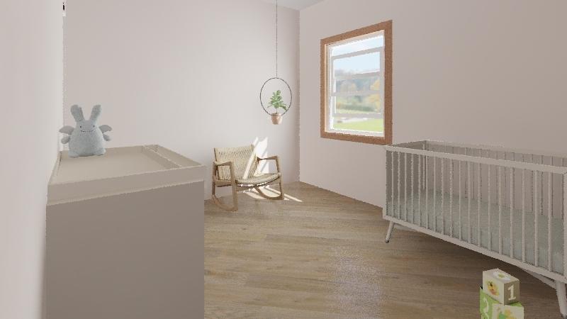 Proyect Natalie Soto Interior Design Render