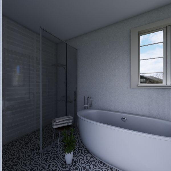Peťka a Zdenda Interior Design Render