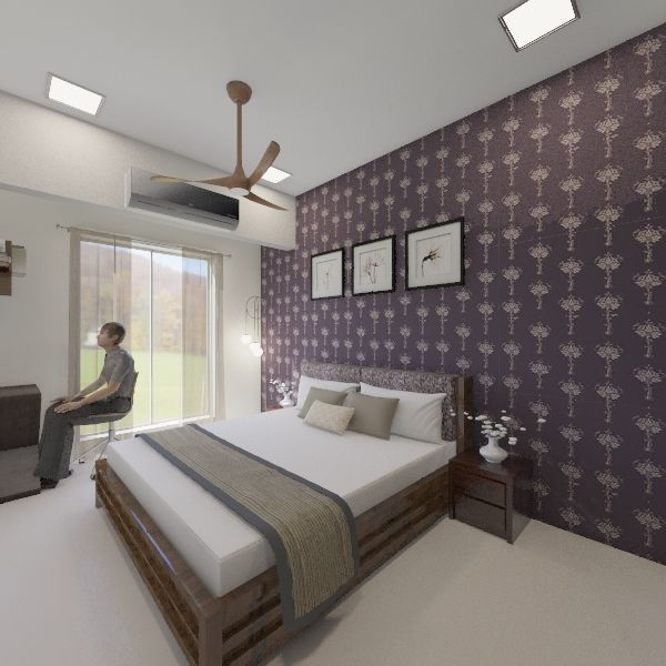 mr . shagun Interior Design Render