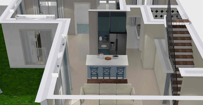 Avenham GF Ori Interior Design Render