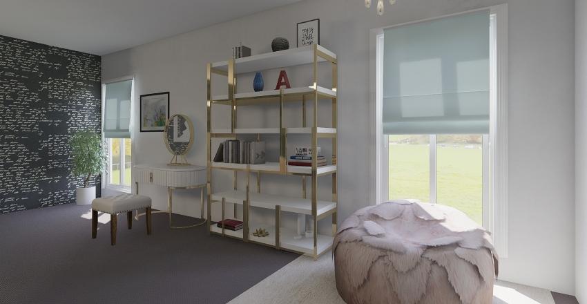 Room Render Interior Design Render