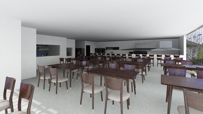 Angico Bar 2 Interior Design Render
