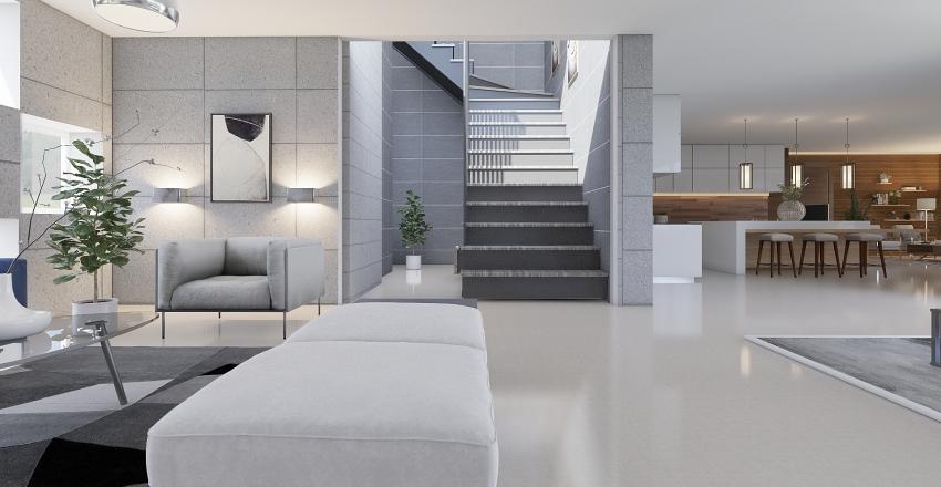 Elegant Maison Interior Design Render