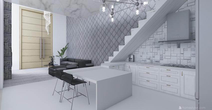 ℂ𝔸𝕊𝔸 𝕄𝕆𝔻𝔼ℝℕ𝔸 Interior Design Render