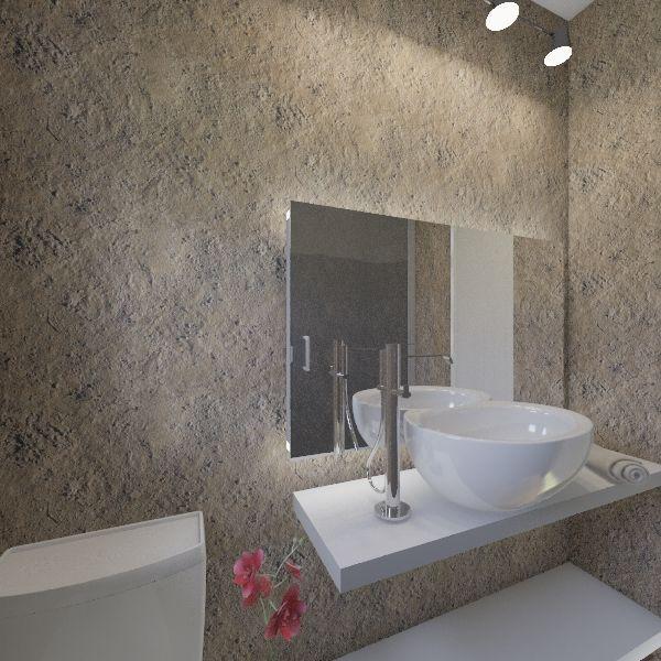 Bathroom R.E.R Interior Design Render