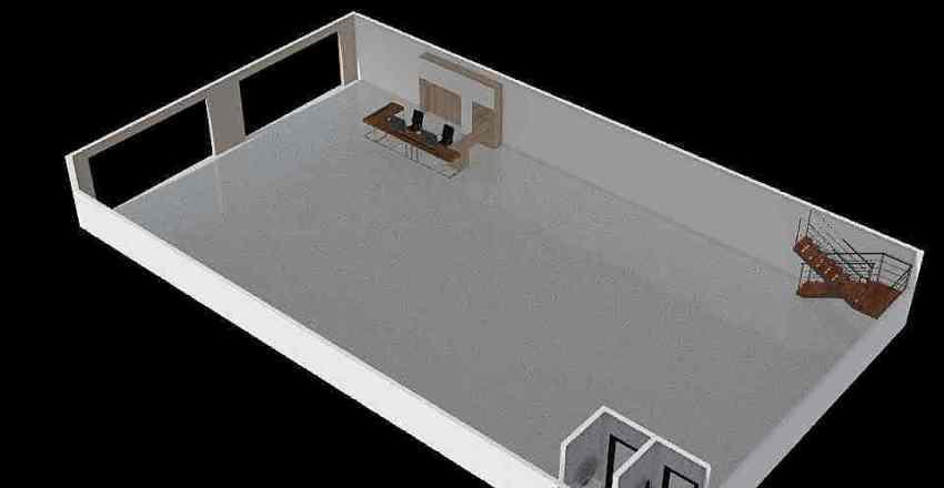 planta 1 renovada Interior Design Render